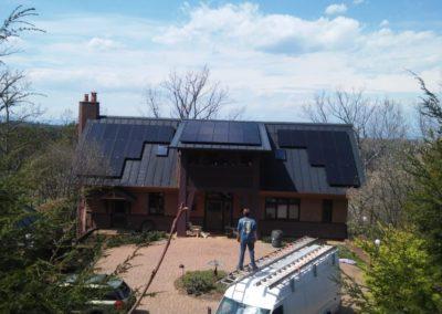Complex Roof… No Problem