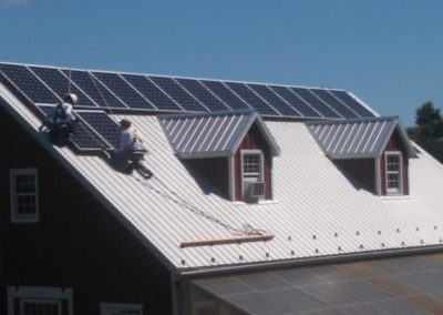 Commercial Flower Grower Solar