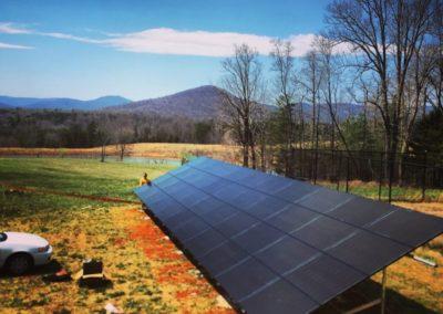 Gorgeous Solar Landscape