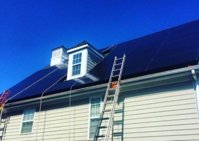Hausman Residence: Crozet, VA – Spring 2017